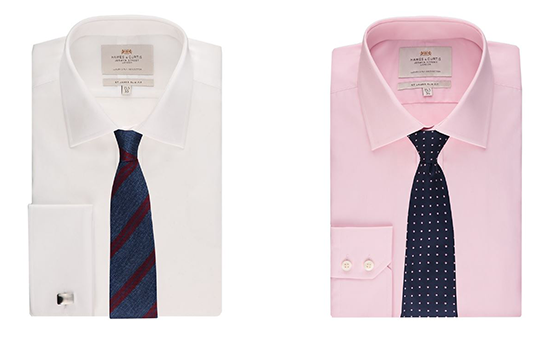 Tailored Men's Shirts & Jermyn Street Shirts